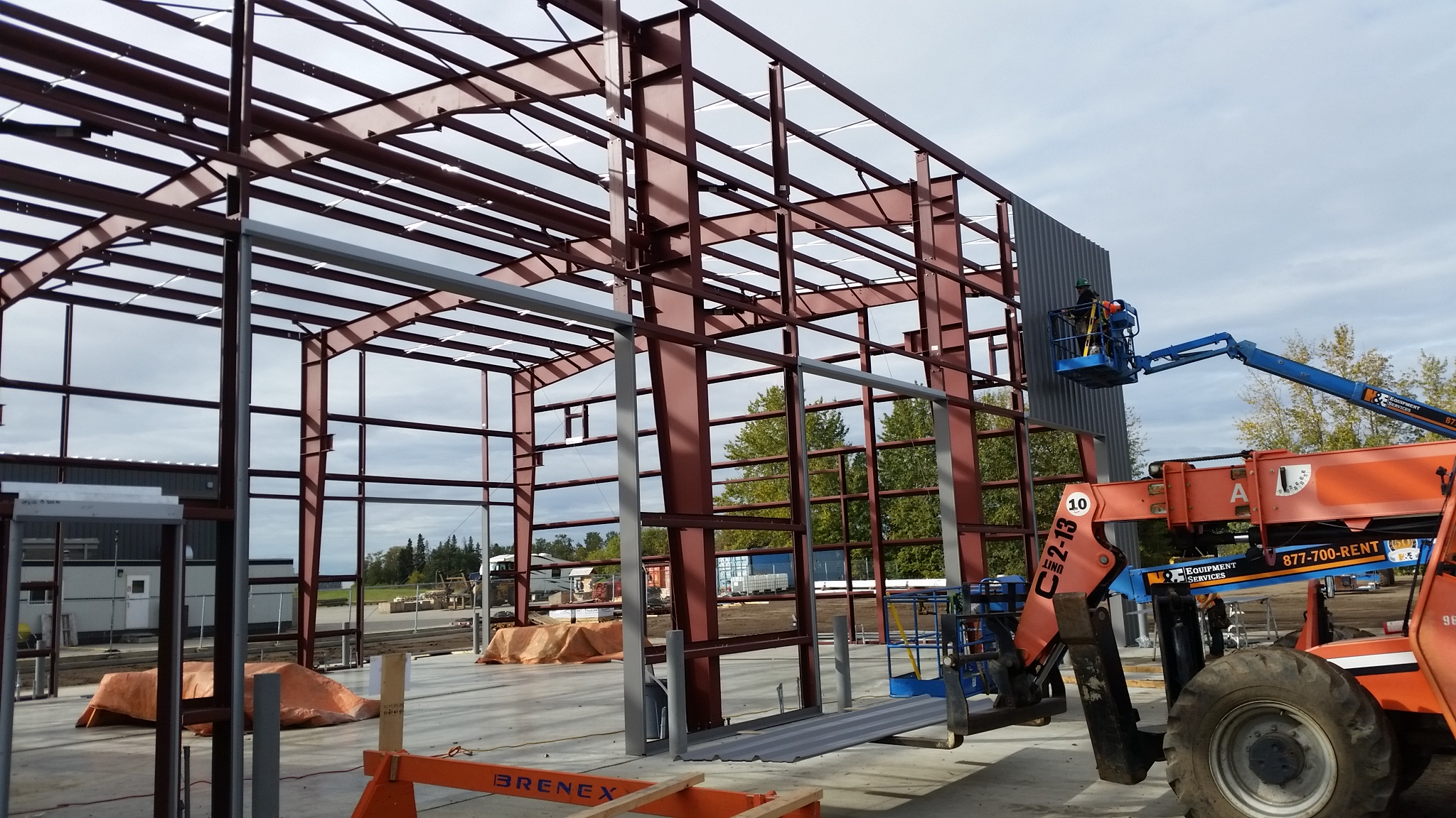 Image of Steel Framing