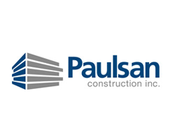 Paulsan Construction Logo