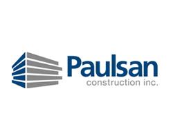 Paulsan Construction Logo
